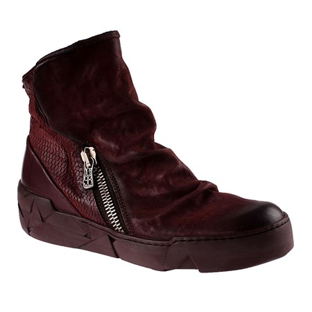 BORDO Kadın Bot 749215 201 6132 AS 98 AIR STEP